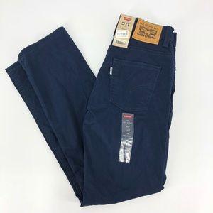 🛍 Levi's 511 Slim Boys Jeans in Blue